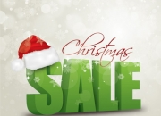 Открыта Рождественская распродажа  от креатив студии FreshDesignTrends